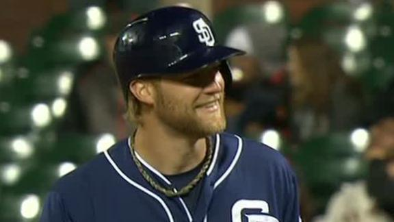 Video - Padres Rally To Top Giants In 13
