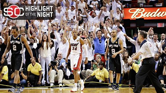 Video - Heat Survive To Force Game 7