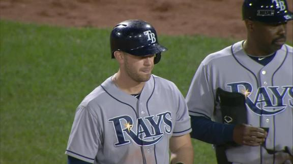 Rays beat Red Sox, end drought at Fenway