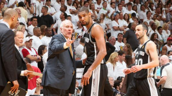 Video - Did Popovich Cost Spurs A Title?