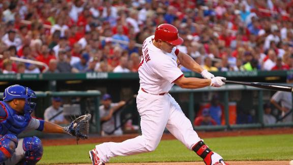 Video - Cardinals Rough Up Cubs