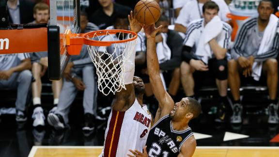 Video - Legacy Impact To LeBron, Duncan