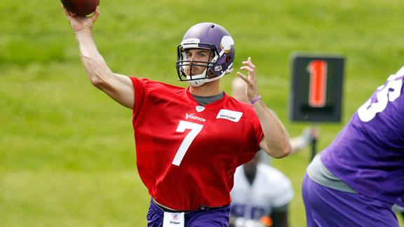 Video - Christian Ponder's Progress