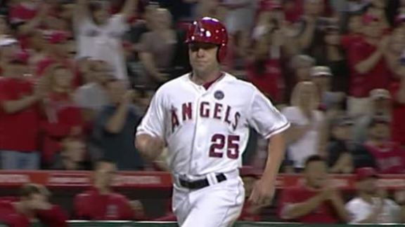 Angels rally after trailing Felix by seven