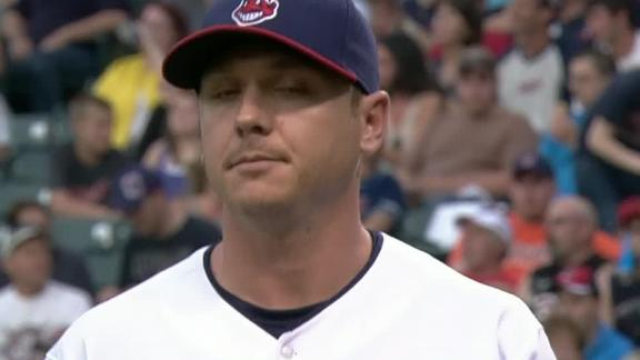 Video - Indians Cruise Past Twins