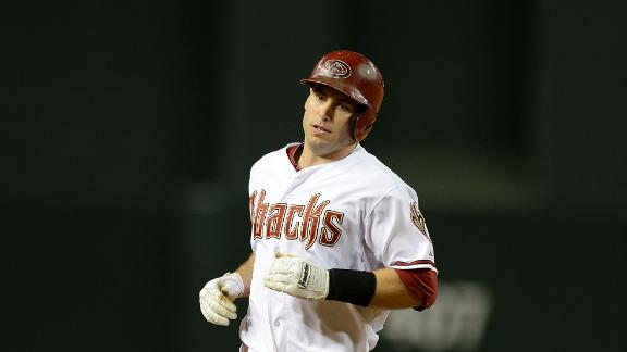 Video - Goldschmidt, D-backs Crush Reds