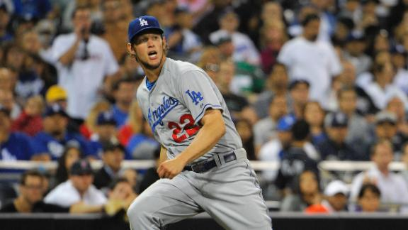 Video - Kershaw, Dodgers Fall To Padres
