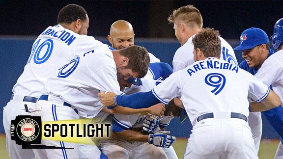 Video - Blue Jays Walk Off Against Orioles