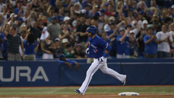Video - Blue Jays Win 10th Straight Game