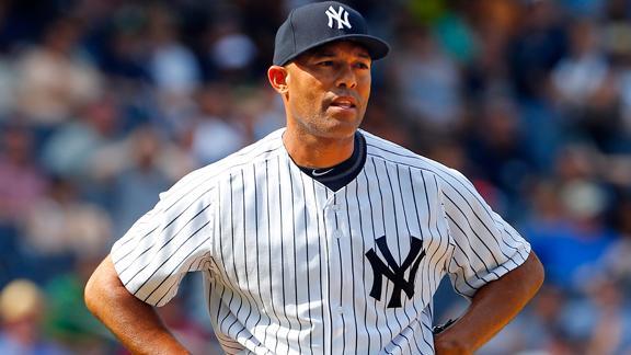 Video - Rivera Prefers To Close ASG