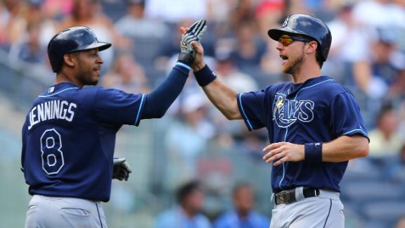 Video - Rays Edge Nova, Yankees