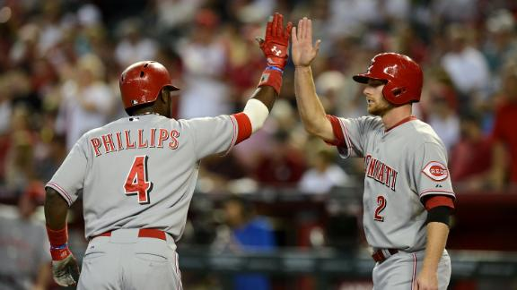 Video - Reds Top Diamondbacks, Avoid Sweep