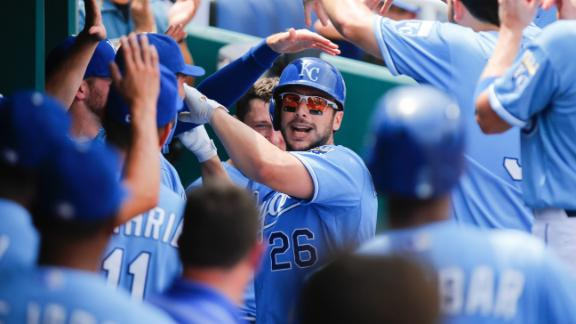 Video - Royals Take Advantage Of White Sox Errors