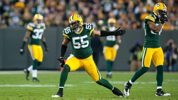 Vikings, ex-Packers LB Bishop agree to deal