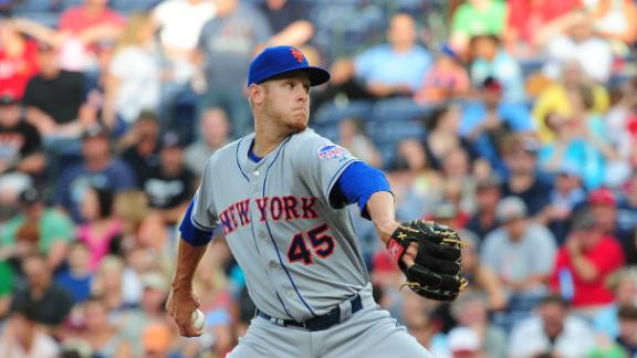 Video - Wheeler Back On The Mound Tuesday