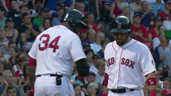 Video - Red Sox Roll Rockies