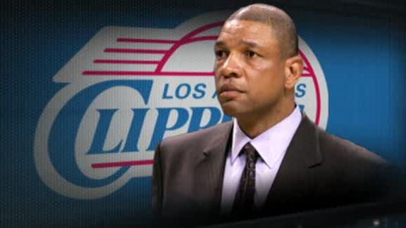 Video - Clippers Set To Introduce Doc Rivers