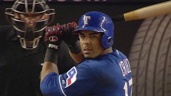 Video - Rangers Hold Off Yankees