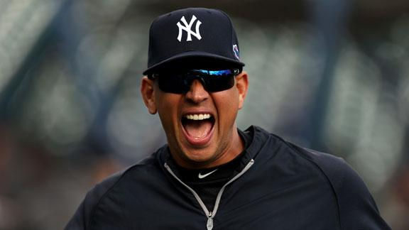 A-Rod: 'Can't wait to get back' to Yankees