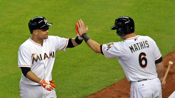 Video - Polanco's Homer Lifts Marlins