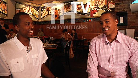 Video - C.J. McCollum, Family Outtakes
