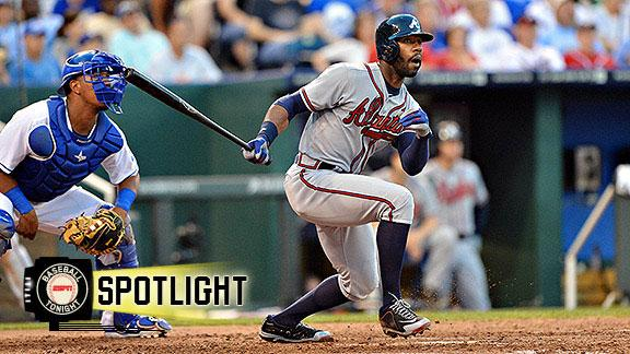Video - Heyward's Homer Lifts Braves