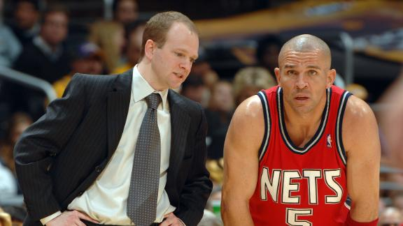 Source: Frank joins Kidd staff as Nets assistant