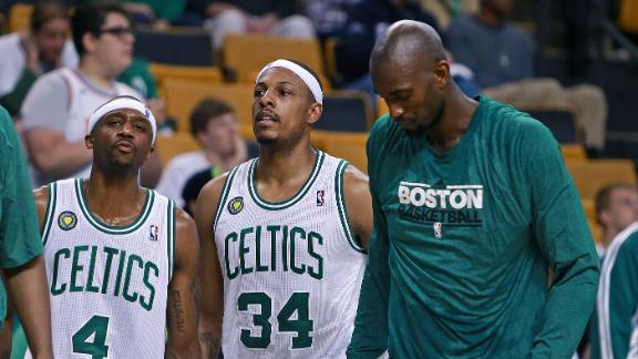 Video - Celtics To Ship Garnett, Pierce To Nets