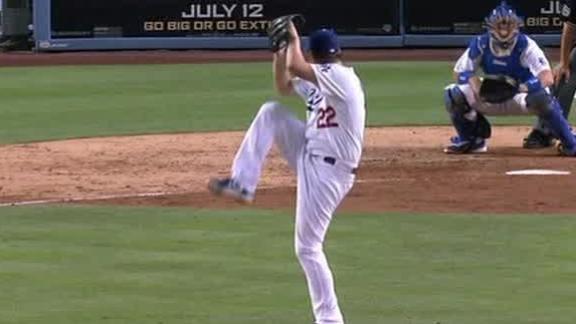 Video - Dodgers Complete Sweep Of Giants