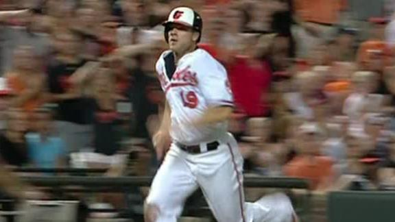 Video - Orioles Run Past Indians