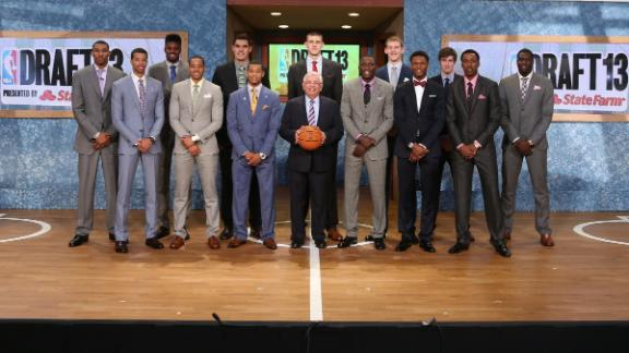 Video - NBA Draft Winners