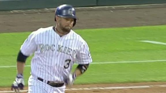 Video - Rockies Roll Giants