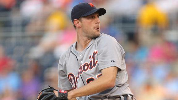 Scherzer first to start 12-0 in last 27 years