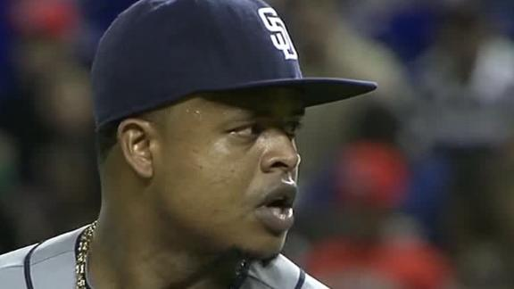 Video - Padres Pound Marlins