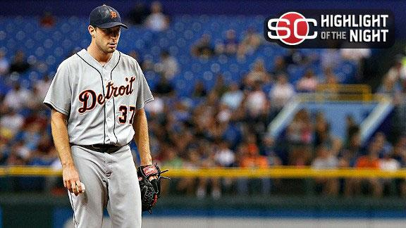 Video - Scherzer Improves To 12-0