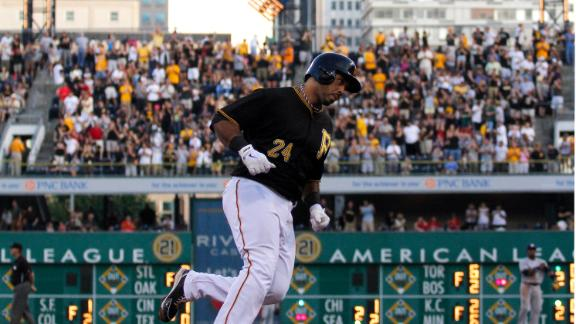 First to 50: Pirates win again behind Liriano