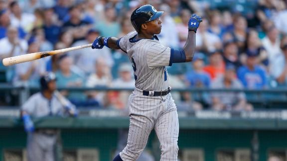 Soriano's homer lifts Cubs over M's in 11th