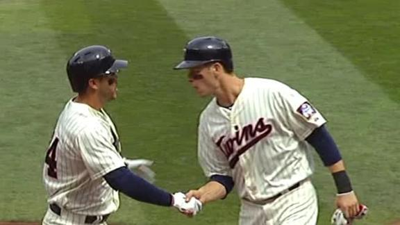 Twins' Gibson solid in ML debut, beats KC