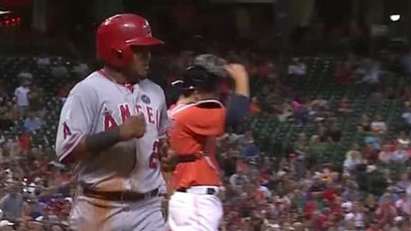 Video - Angels Double Up Astros
