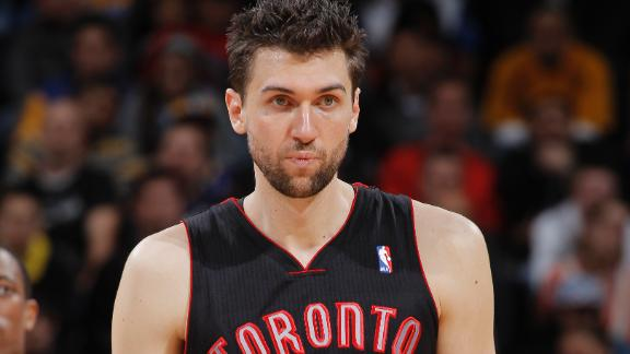 Sources: Knicks close to acquiring Bargnani