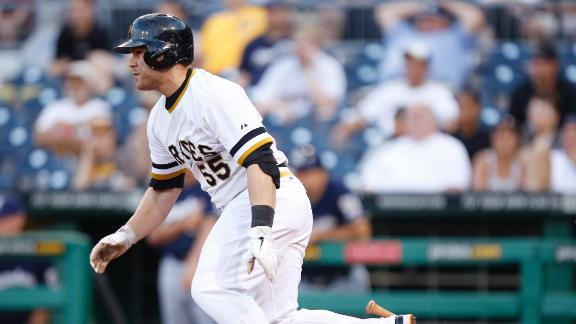 Pirates walk off in 14th for ninth straight win
