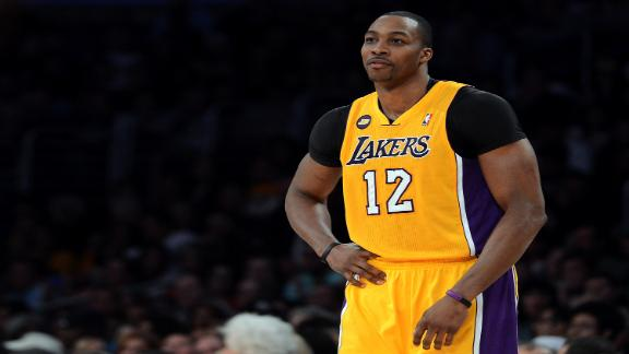Source: Lakers' Kupchak meets Howard first