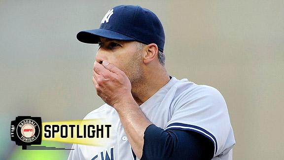 Pettitte sets Yanks' record for career strikeouts