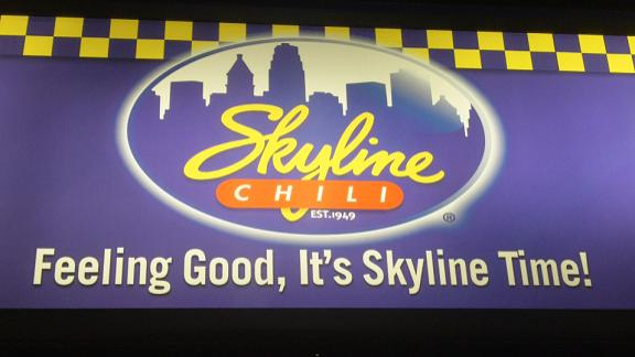 Video - Skyline Chili At Great American Ball Park