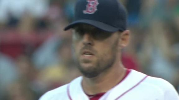Lackey, Red Sox silence slumping Padres