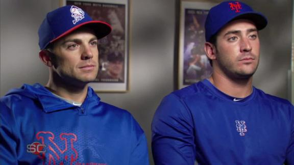 Video - Matt Harvey, David Wright SC Conversation