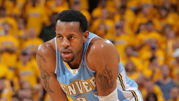 Sacramento Kings make Andre Iguodala their free-agent priority,…