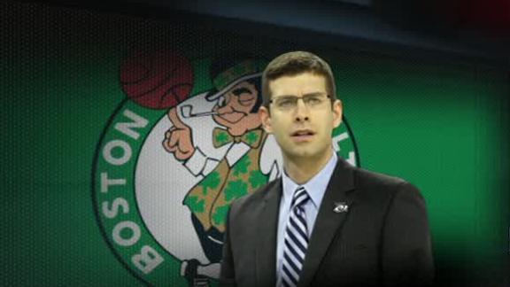 Video - Celtics Hire Brad Stevens
