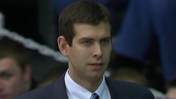 Video - Celtics Hire Butler's Stevens As New Head Coach