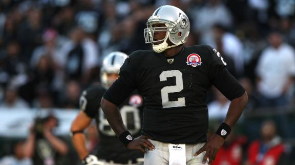 Video - JaMarcus Russell Settles With Raiders